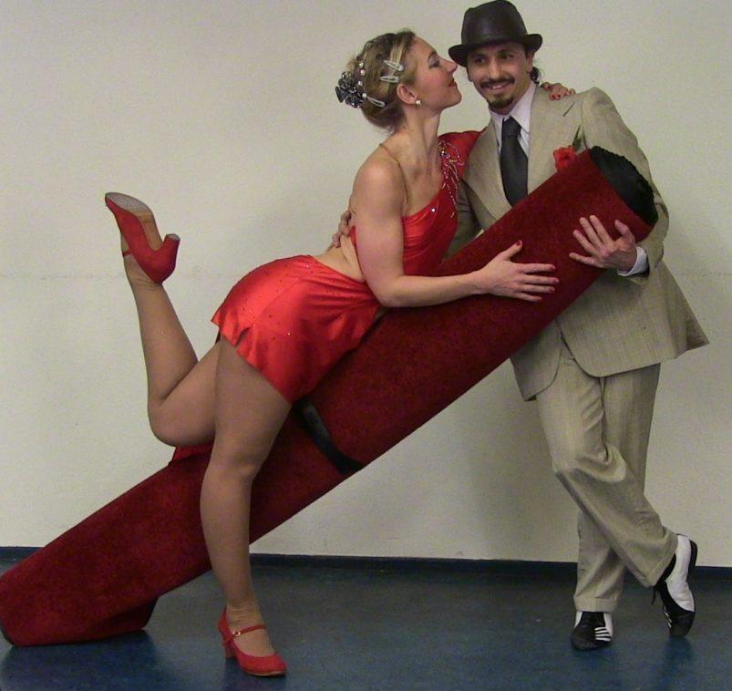Carpet Tango at showcase STRTVSTVL