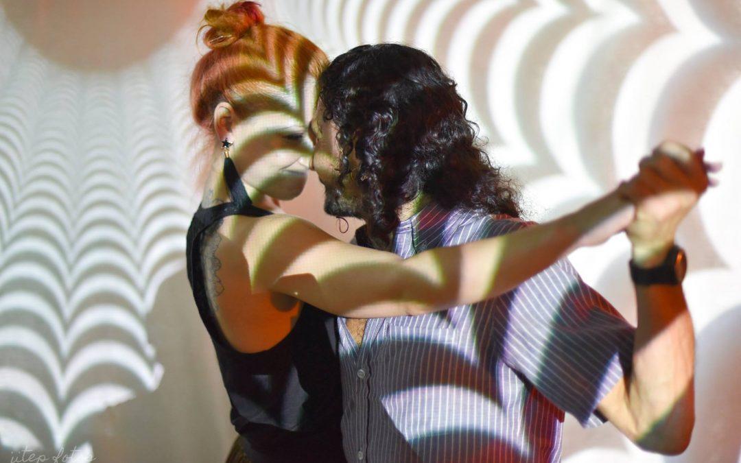 Ezequiel Sanucci at World Tango Congress