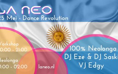 La Neo – Dance Revolution