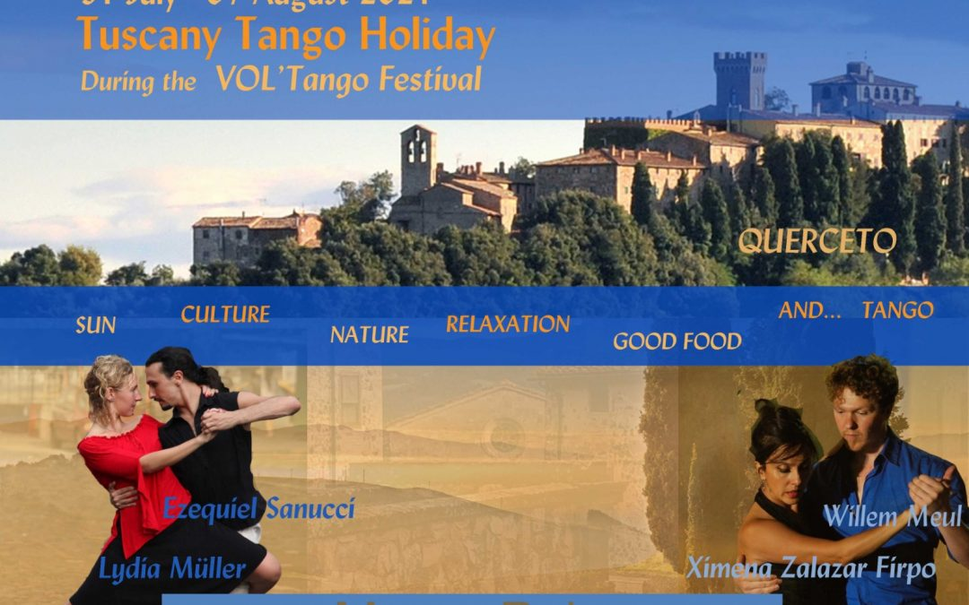 Tuscany Tango Holiday